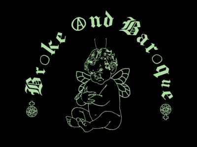 Broke and Baroque