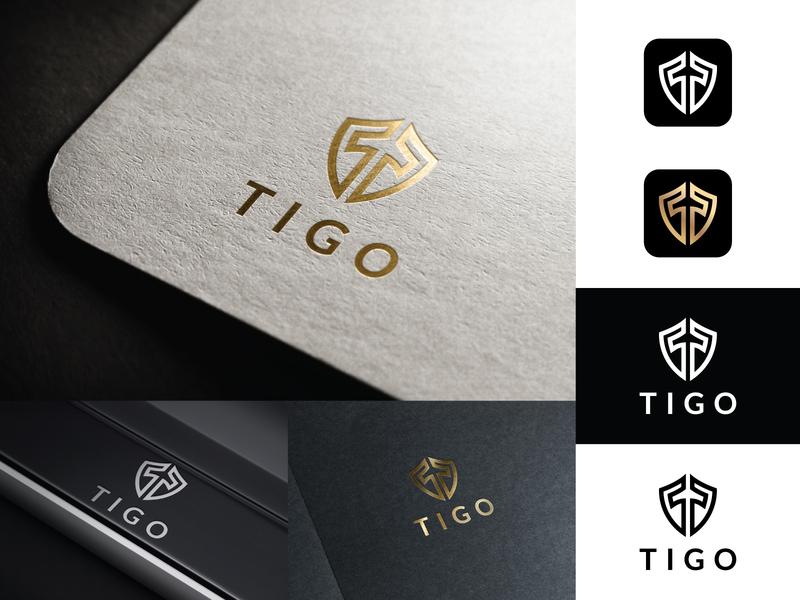 TIGO LOGO DESIGN illustration design vector logo design logodesign icon branding design branding brand identity brand logo