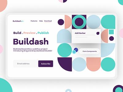 Buildash ui app