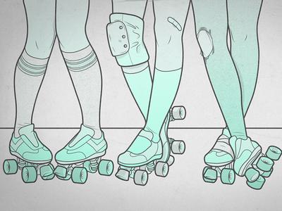 Skate Legs