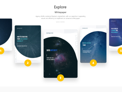 Explore White Papers logo graphicdesigner adobe ux ui illustrator graphicdesign design dribbble behance