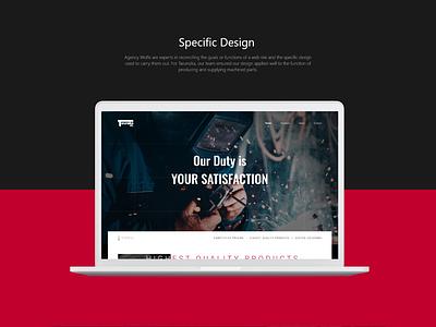 Tarunsika Corporate Website logo graphicdesigner adobe ux ui illustrator graphicdesign design dribbble behance