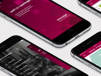 SMT app ui interface