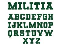 Militia Bold