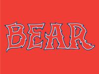 Bear Hairy Type