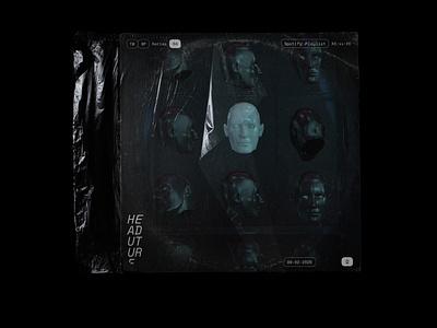 TM-WF Series 04 — Headuture mockup playlist mixtape spotify photoshop dimensions 3d lp cover album artwork album art design