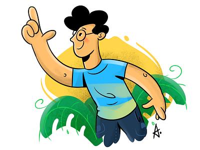 Illustration 08 doodle bangalore vector ui illustration sketch ux ui design illustration illustrator