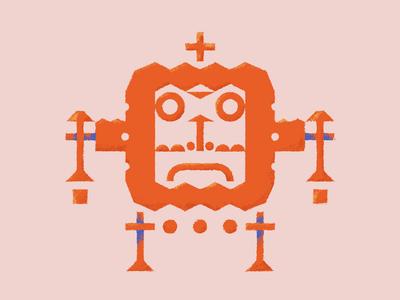 Brushed Bot