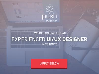 Hiring: Interface Designer