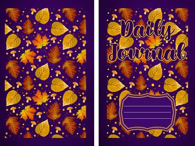 BOOK COVER journal bookcover 3d motion graphics animation cover graphic design design vector ui logo illustration branding business brand