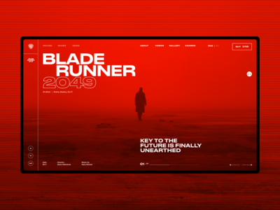 Blade Runner 2049 Movie Page