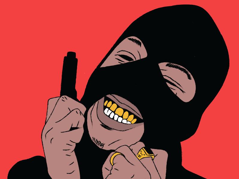 GTA Feels ⭐️ rings pistol money grillz skimask