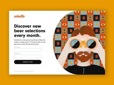 UI - Sign Up