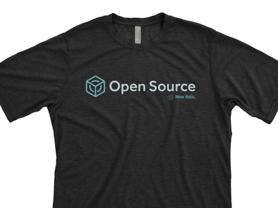 Open Source @ New Relic Tee