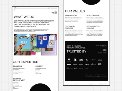KLEY design studio studio ux ui design webdesign web ui design