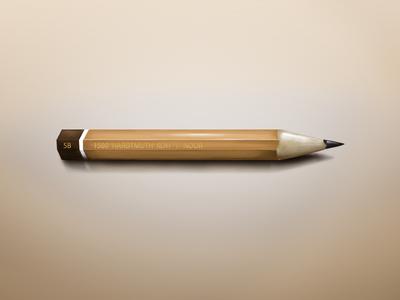 My favourite pencil