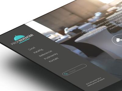 Profinventar webdesign