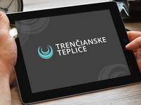 Logo for town Trenčianske Teplice