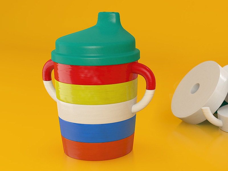 Sippycup Sma 3d