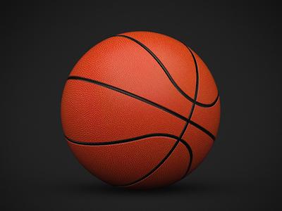 basketball ball 3d ball basketball icon sport sports