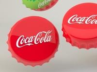 Coca-Cola // Formula Coke Cap