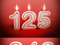 Candle cc125
