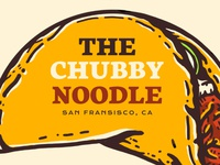 The Chubby Noodle -  San Fransisco, CA