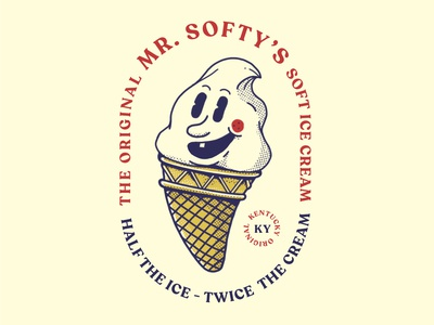 Mr. Softy's Soft Serve Ice Cream