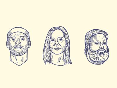 Freelance Portraits