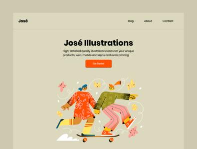 Illustrations Dev