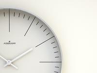 Junghans - Max Bill Clock