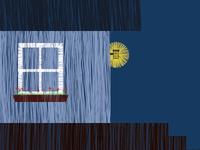 Porchlight Summer Tour Poster - Porchlight Scribble Detail