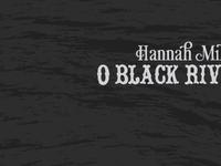 O Black River - Actual On-Disc Artwork