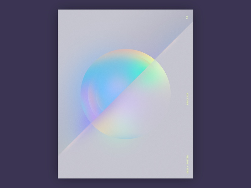 Day 18 wavy visualstyle visuals visual design vaporwave trippy retro psychedelic poster art poster organic iridescent gradient futuristic colorful artwork abstract