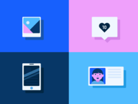 Free Colorful Icon Set
