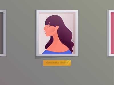 Picture of a Girl animations blog editorial illustration animation zoom in zoom out app social app social media like illustration art phone on hand mobile scrolling car girl adobe xd illustration looped gif gif