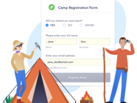 Camping/event organization