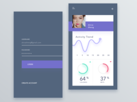 Fitness Tracking App