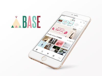 BASE app android ios ui