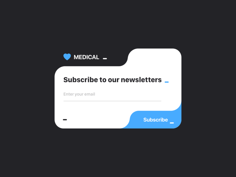 Daily UI Challenge : 026 Subscribe subscribe dailyui adobexd ui
