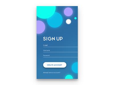 Login Form ui login sign up