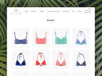 Swimwear webshop