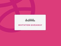 Daily UI challenge #097 - Giveaway dribble giveaway pink userinterfacedesigner mockup uidesign visualdesign userinterfacedesign userinterface visualdesigner dailyuichallenge uiux dailyui