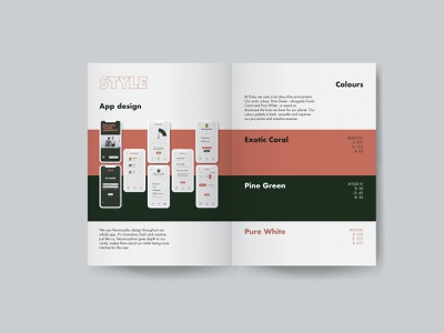Fixta - Brand Book (P10-11) colours graphicdesign typography identity design logo packaging font design branding