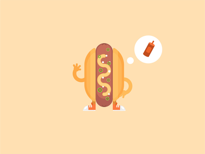 Hey, Sausage!