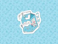 Drink Your Milk.