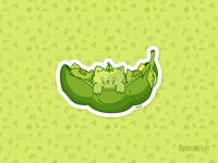Peas Baby Cat