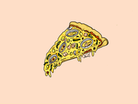 Hawaij Pizza
