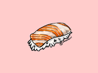 Shiny Salmon
