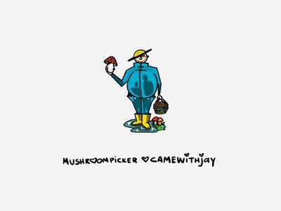Mushroom Picker